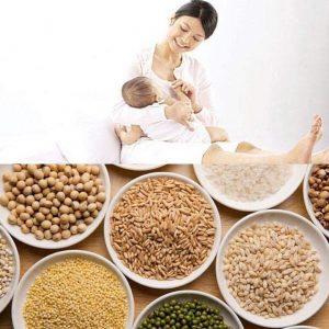 Tìm hiểu các loại ngũ cốc lợi sữa cho mẹ sau sinh - BeOne VietNam